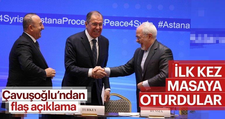 Son Dakika Haberi: Astana'da flaş gelişme!