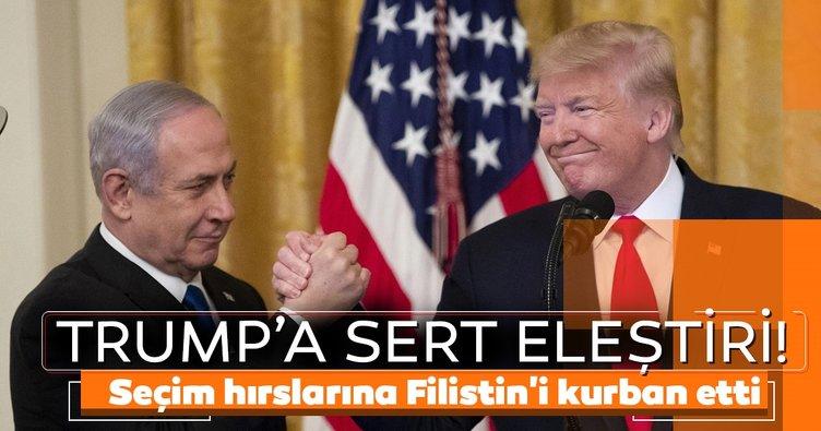 FKÖ Yürütme Konseyi Genel Sekreteri Ureykat'tan Trump'a eleştiri: Seçim hırslarına Filistin'i kurban etti