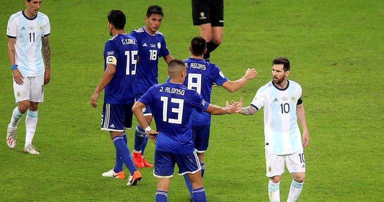 Arjantin yine kazanamadı! Lionel Messi'den acı dolu itiraf...