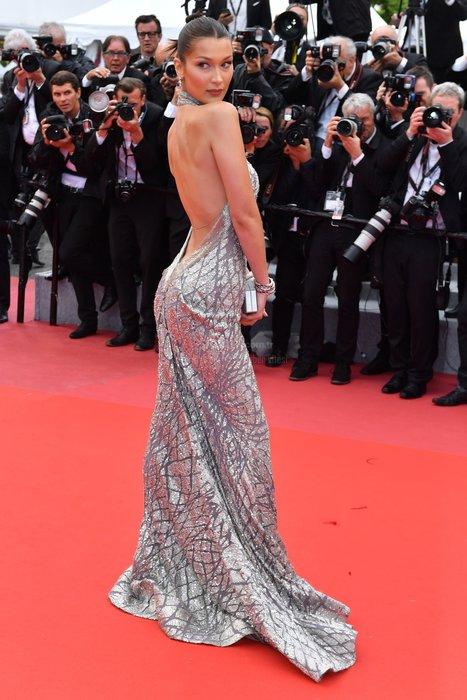 Cannes Film Festivali'nde o detay  gözlerden kaçmadı!