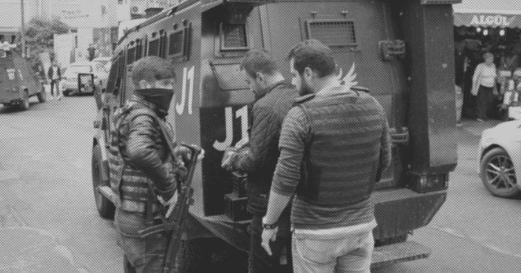 Nevşehir'de uyuşturucu satan yabancılar yakalandı!