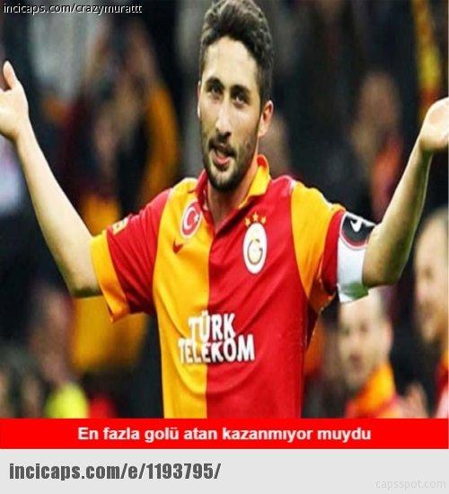 Astana-Galatasaray capsleri sosyal medyayı salladı