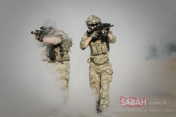 Ülkelerin asker sayıları belli oldu! İşte Türk Ordusu'ndaki Mehmetçik sayısı...