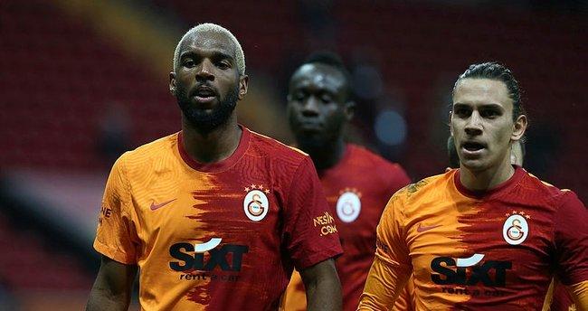 Ryan Babel şanssızlığı! Oynadığı maçlarda Galatasaray puan kaybediyor...