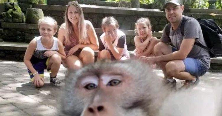 'Bir daha çekelim maymun gibi çıktım'