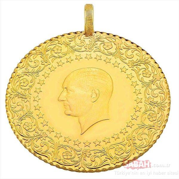 Son Dakika   Altın fiyatları bugün ne kadar? Çeyrek altın Cumhuriyet altın fiyatları 26 Ağustos