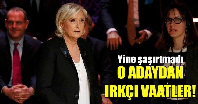Fransa'da cumhurbaşkanı adaylarının açık oturum sınavı