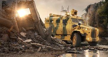 BMC'den askeri sürücüsüz araç! İlk kez sergilendi...