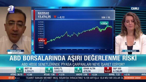 Stratejist Mustafa Aşkın: Gelişmiş ülkelerde varlık balonları oluştu
