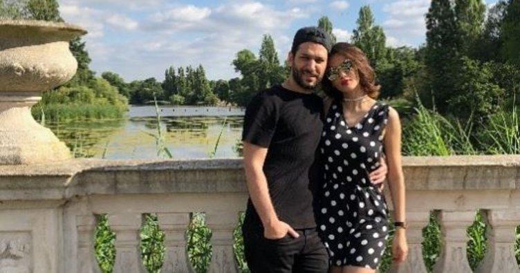Londra'da romantizm