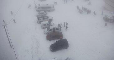 Uludağ'da kar yağışı devam ederse...