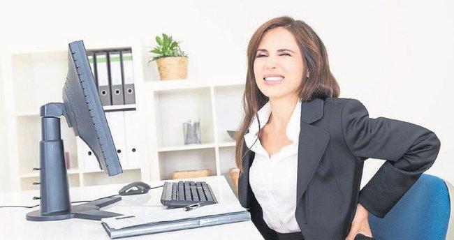 Ofis yaşamı için sağlık ipuçları