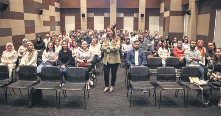 Turkuvaz Medya'dan TÜGVA'da iş semineri