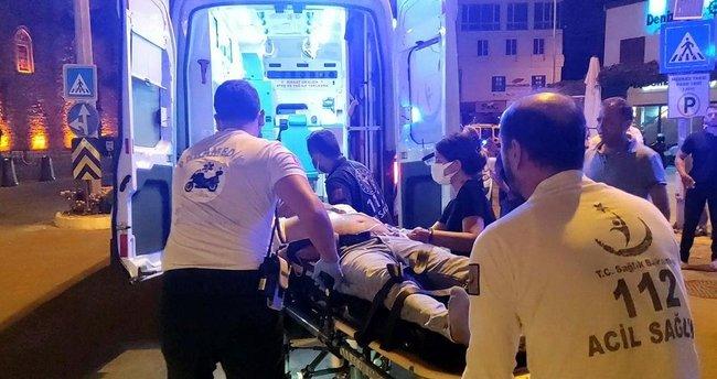 Müzik sesi tartışması silahlı kavgaya dönüştü: 5 yaralı