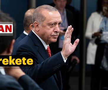 Başkan Erdoğan: Birleşmiş Milletler'i zulmün değil...