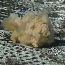Mardin'de PKK'ya yönelik düzenlenen operasyonda 150 kilogram patlayıcı ele geçirildi