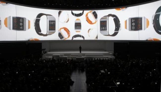 Samsung Galaxy Gear ve Galaxy Note 3 duyuruldu