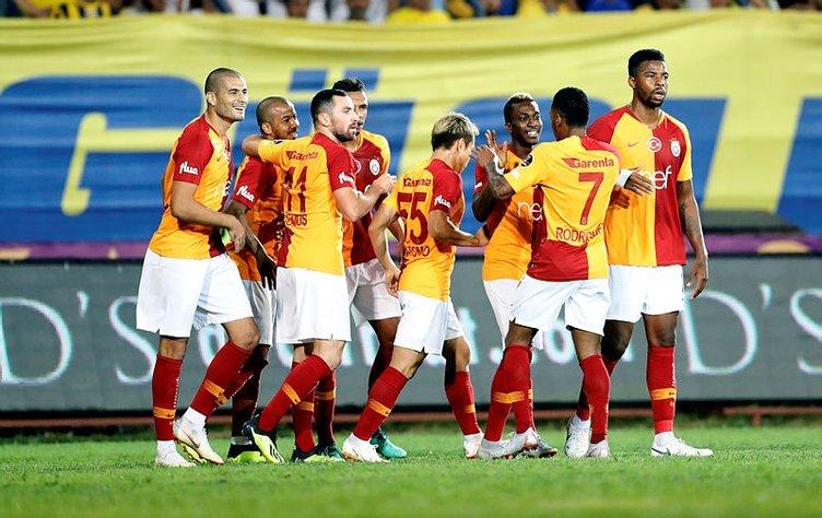 Galatasaray'ın Şampiyonlar Ligi'ndeki muhtemel rakipleri belli oldu