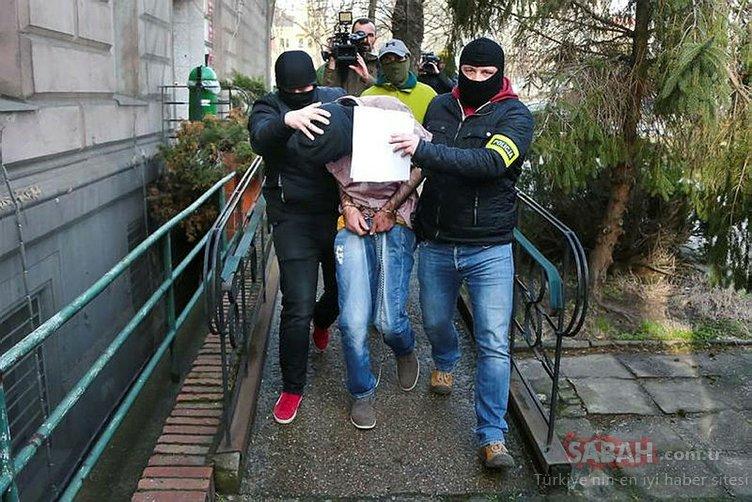 Polonya'da öldürülen Furkan'ın cenazesi memleketi Konya'ya getirildi
