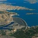 Atatürk Barajı'nda su tutulmaya başlandı