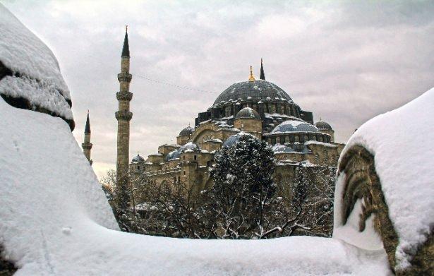İstanbul'dan kartpostallık kareler