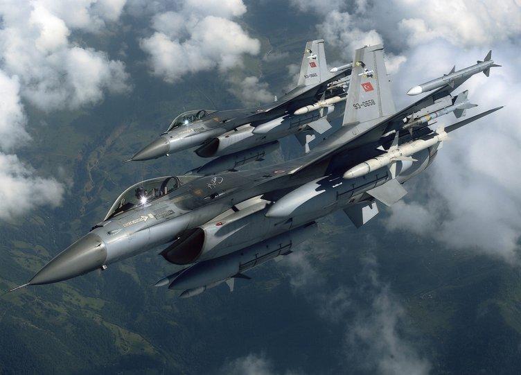 F-16 savaş uçakları ile Rus Mig-29'lar arasındaki farklar