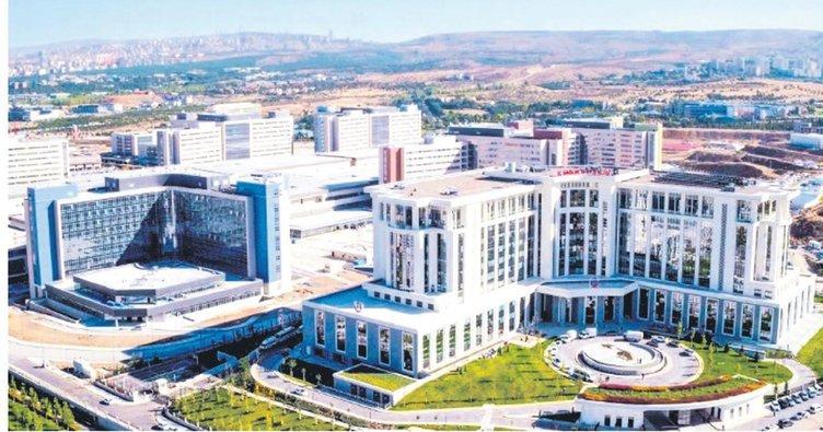 Ankara Şehir Hastanesi: Dünyada Benzeri Yok 6 Başhekim 2 Ceo