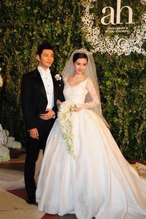 Çin'in Kim Kardashian'ı evlendi!