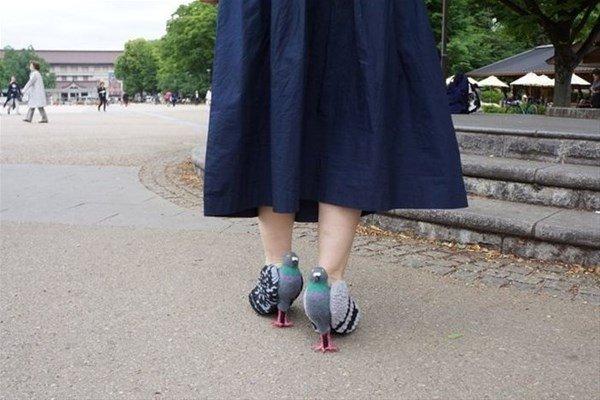 İşte birbirinden ilginç ayakkabı tasarımları