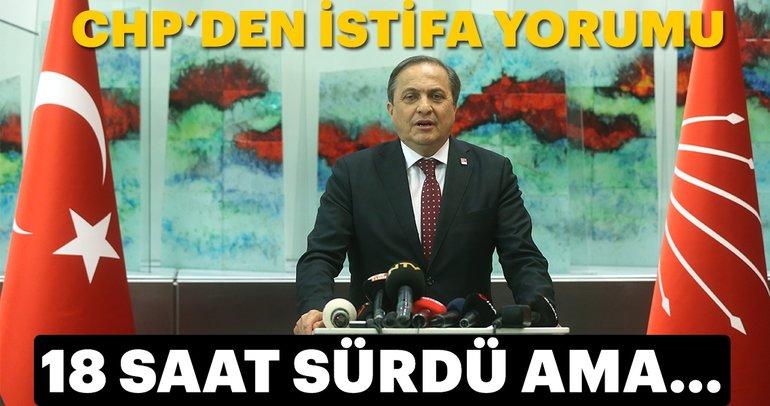 PM sonrası CHPâ??li Torunâ??dan açıklama