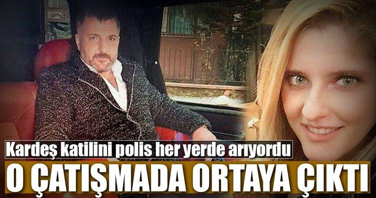 Kız kardeşini öldürmekten aranan Erhan Timuroğlu galeriyi taradı