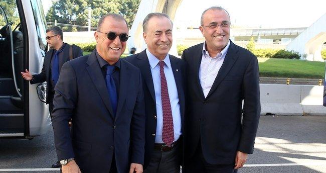 Mustafa Cengiz, Fatih Terim ve Abdurrahim Albayrak'ın son durumunu açıkladı