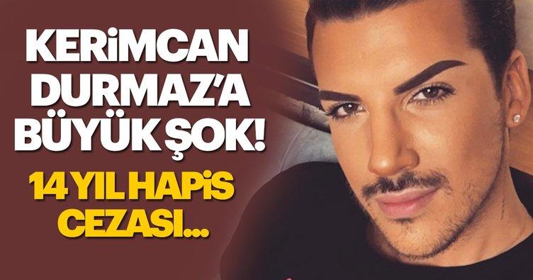 Son dakika haberi: Kerimcan Durmaz'a video skandalı sonrası büyük şok: 14 yıl hapis cezası...