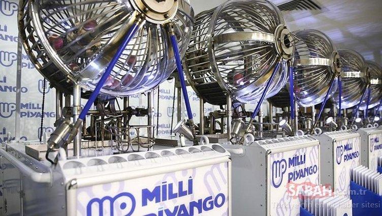 Sayısal Loto sonuçları belli oldu! Milli Piyango 8 Temmuz Sayısal Loto çekiliş sonuçları MPİ ile hızlı bilet sorgulama BURADA!