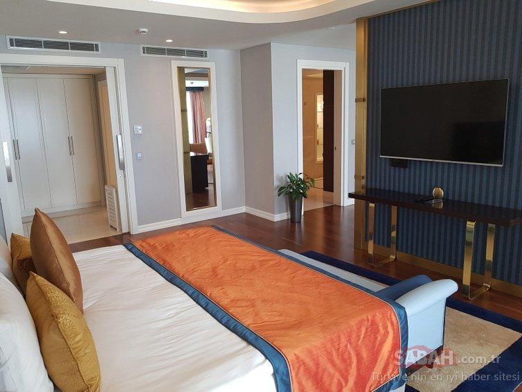 Antalya'daki bu villaların geceliği 110 bin TL!