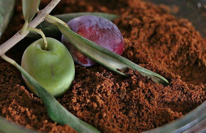 zeytin yaprağı kahvesi ile ilgili görsel sonucu
