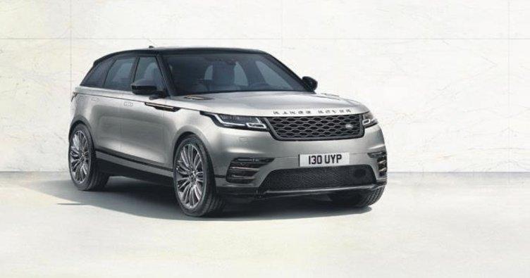 Range Rover ailesinin yeni üyesi Velar