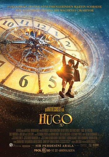Hugo filminden kareler