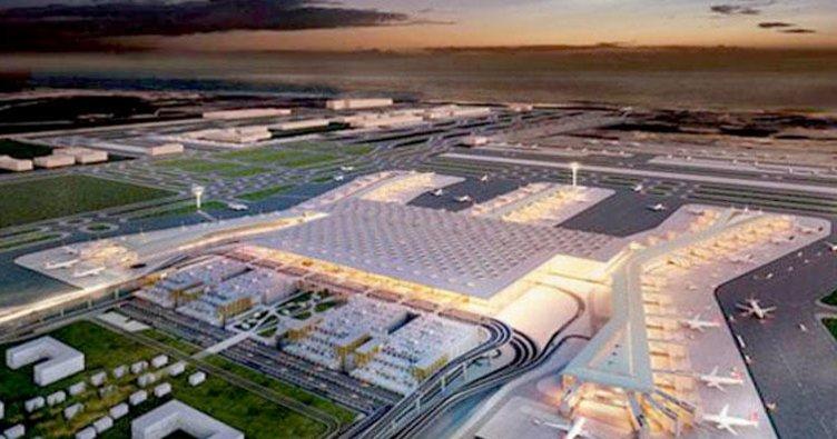 İstanbul Yeni Havalimanı otobüslerine internetten bilet alımının önü açıldı