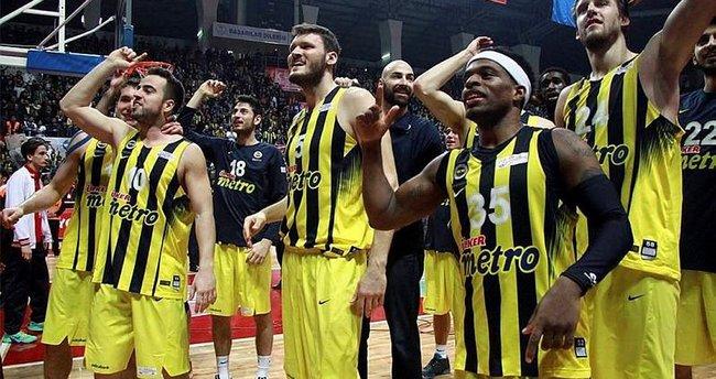 Fenerbahçe 1 haftada 4 maç yapacak
