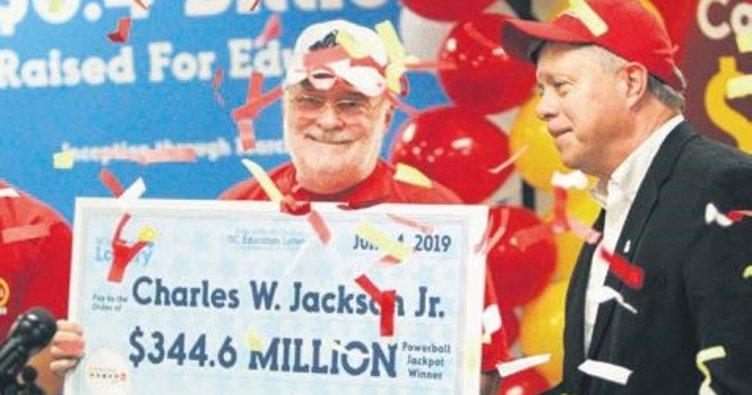 Kurabiyeden gelen şans: 344.6 milyon dolar kazandı