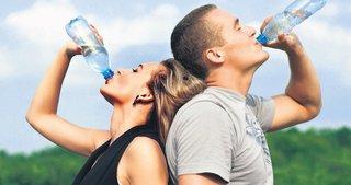 Vücudunuz ramazan'da susuz kalmasın