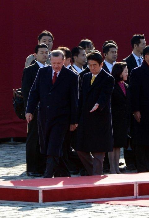 Yıllar sonra ilk kez Erdoğan için yaptılar