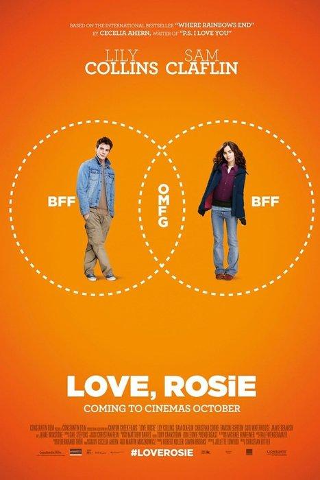 Love, Rosie filminden kareler