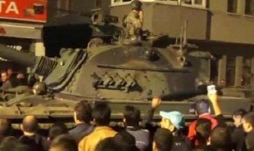 Etimesgut Zırhlı Birlikler darbe davası sürüyor