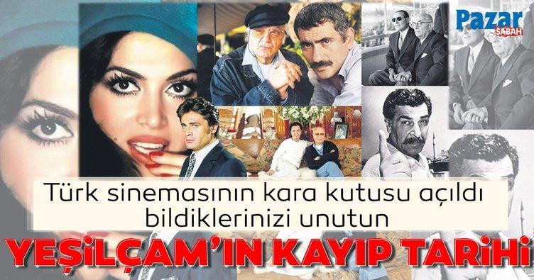 Türk sinemasının kara kutusu açıldı
