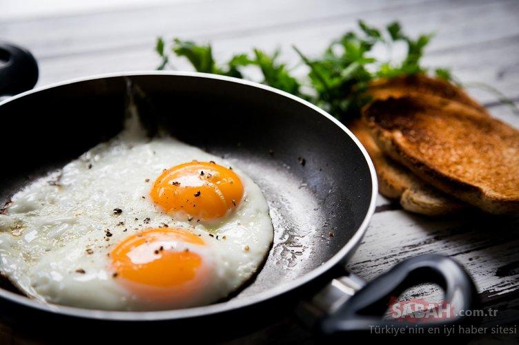 Yumurtanın vücuda inanılmaz etkisi! Günde iki yumurta yerseniz…