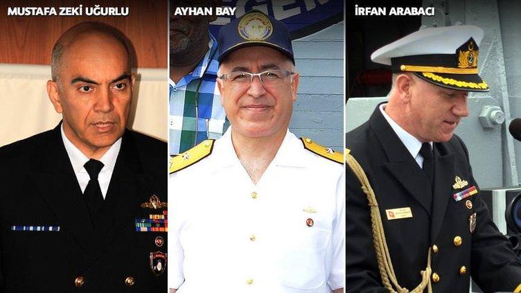 İşte firari amiraller