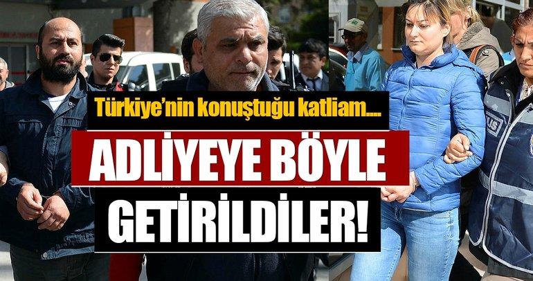 Eskişehir'deki katliamda flaş gelişme!
