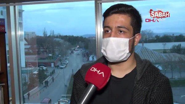 BB Erzurumspor - Beşiktaş maçı öncesi kale önünde dua eden Hamza Yıldırım'dan açıklama